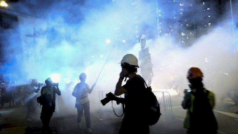 香港4反送中示威者遭重判 4年3個月起跳