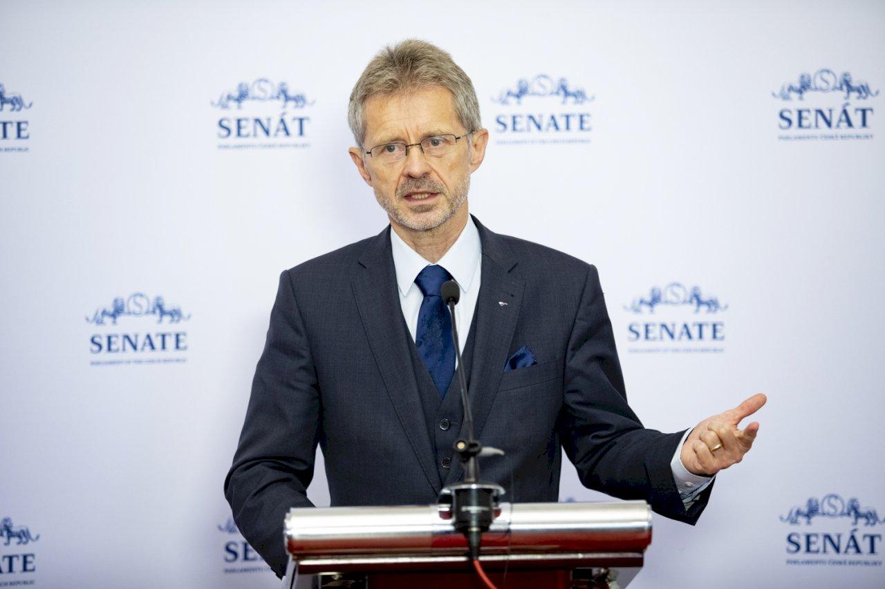 捷克參院議長訪台將晉見蔡總統  8位參議員隨行