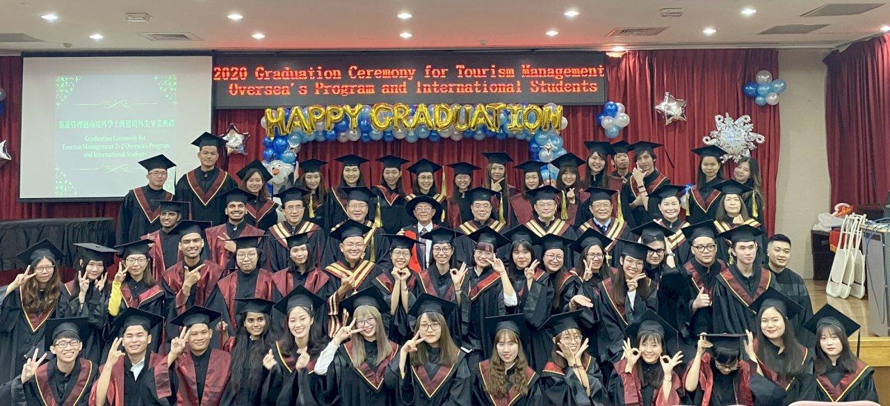 越南專班生4年增4倍 南華大學再開生死系大馬專班
