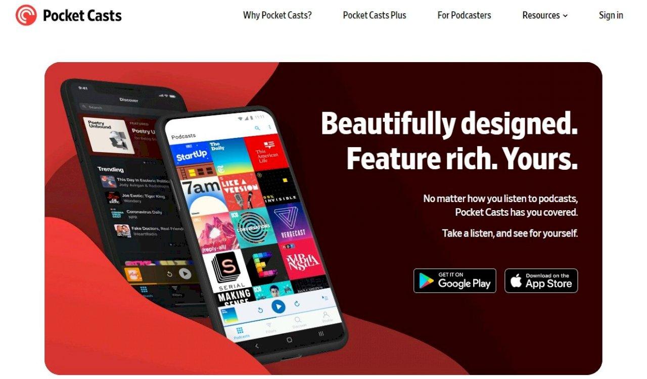 應北京要求 蘋果中國App商店下架Pocket Casts