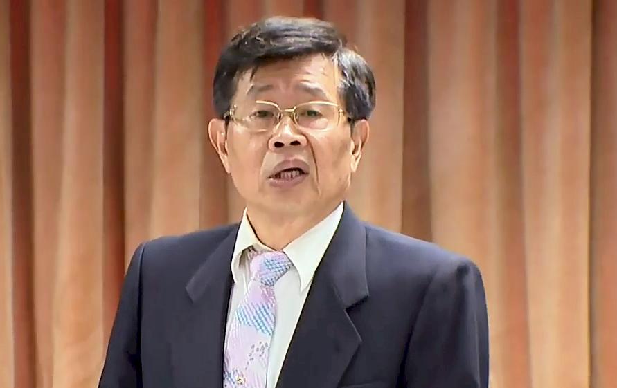 代理市長宣誓 楊明州:鎖緊發條 1天當3天用