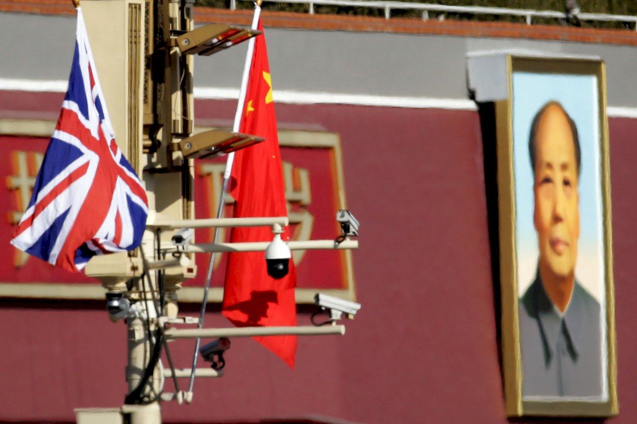 報復新疆制裁 中國制裁英國9個人、4實體