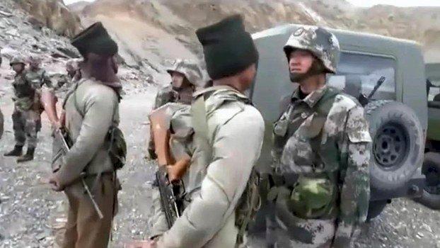 加萬谷衝突 中國:印度打破共識越線蓄意挑釁