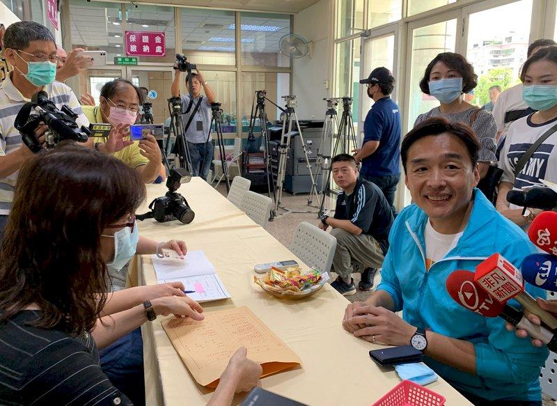 韓市府團隊曹桓榮欲參與高市長補選 稱未與韓國瑜討論