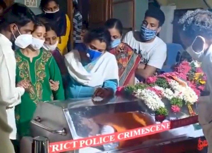 中印邊境情勢升高 印度為喪生士兵舉行葬禮
