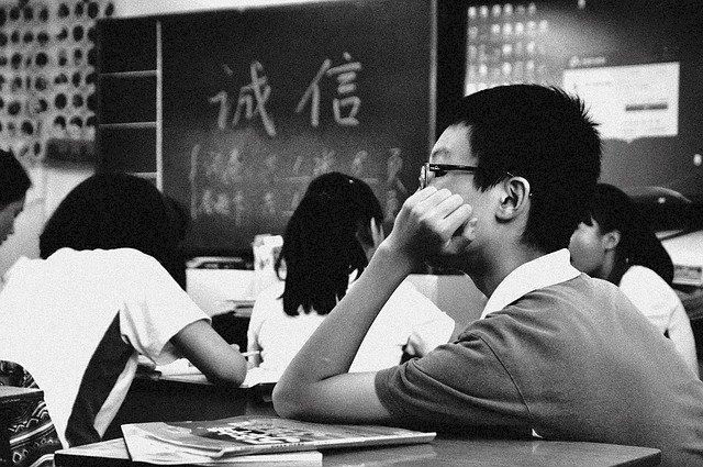 看台灣小學民主有感 來台大陸人士:共產黨官大壓死人 只培養低頭的人