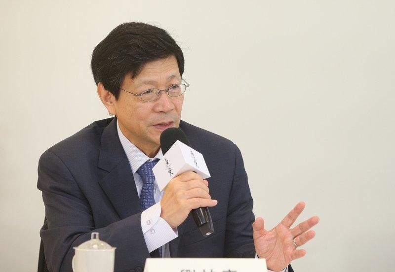 總統令:劉扶東黃進興續任中央研究院副院長