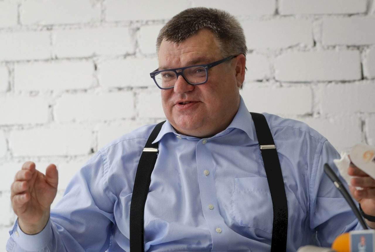 總統大選前 白俄總統主要對手遭拘押