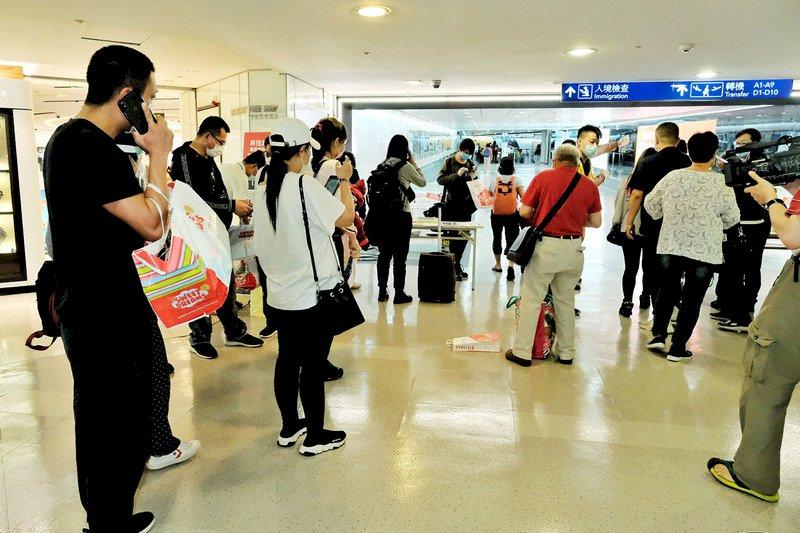 26日起菲國入境者 機場全面篩檢