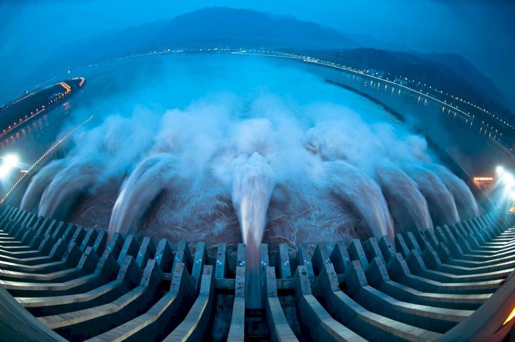 三峽大壩將出現每秒7.5萬方洪水 創歷史新高