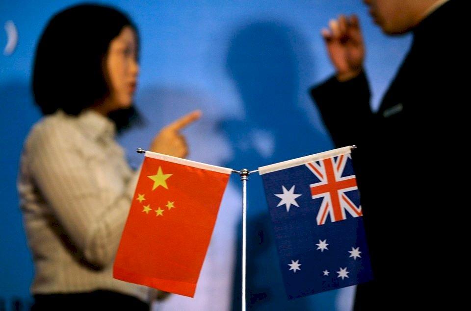衛報:中國籲澳洲停止反中 否則拒絕部長級對話