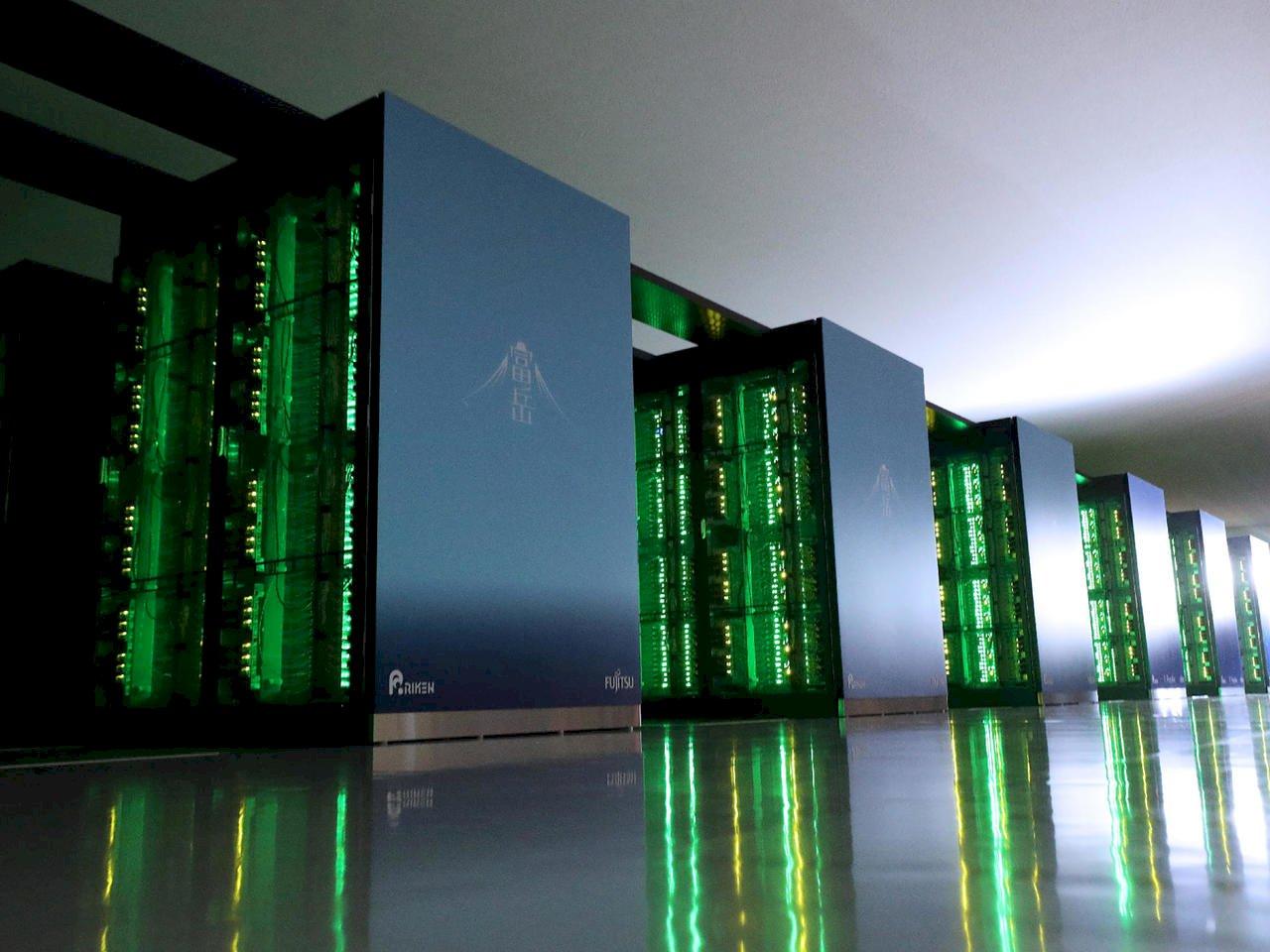 超級電腦世界爭霸戰 日本富岳擠下美中奪第一