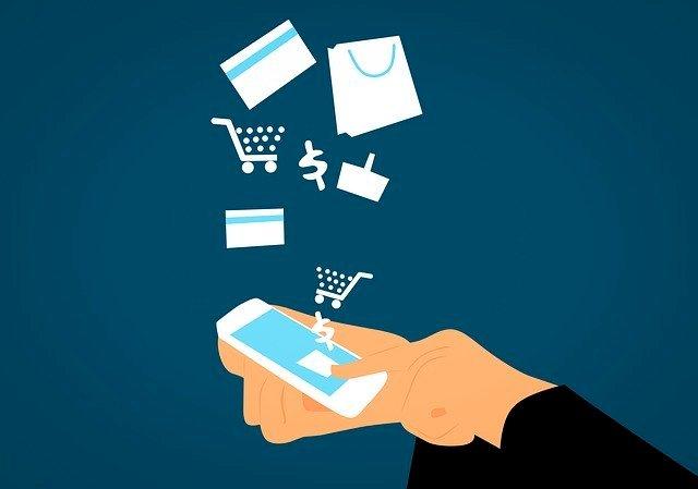 疫情拉抬網購 上半年銷售額年增17.5%