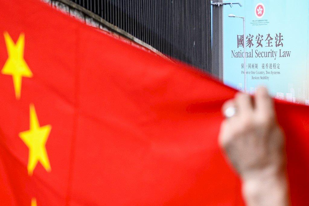港區國安法通過 民眾黨籲中國勿把國安問題無限上綱