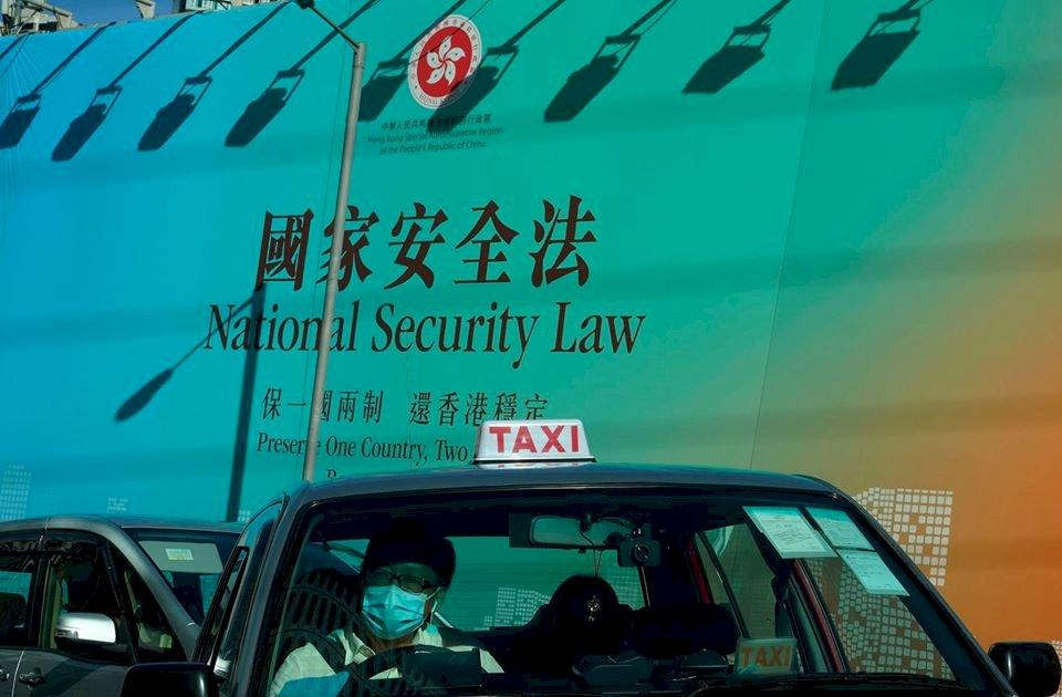 香港國安法實施滿一年 寒蟬效應壟罩全香港