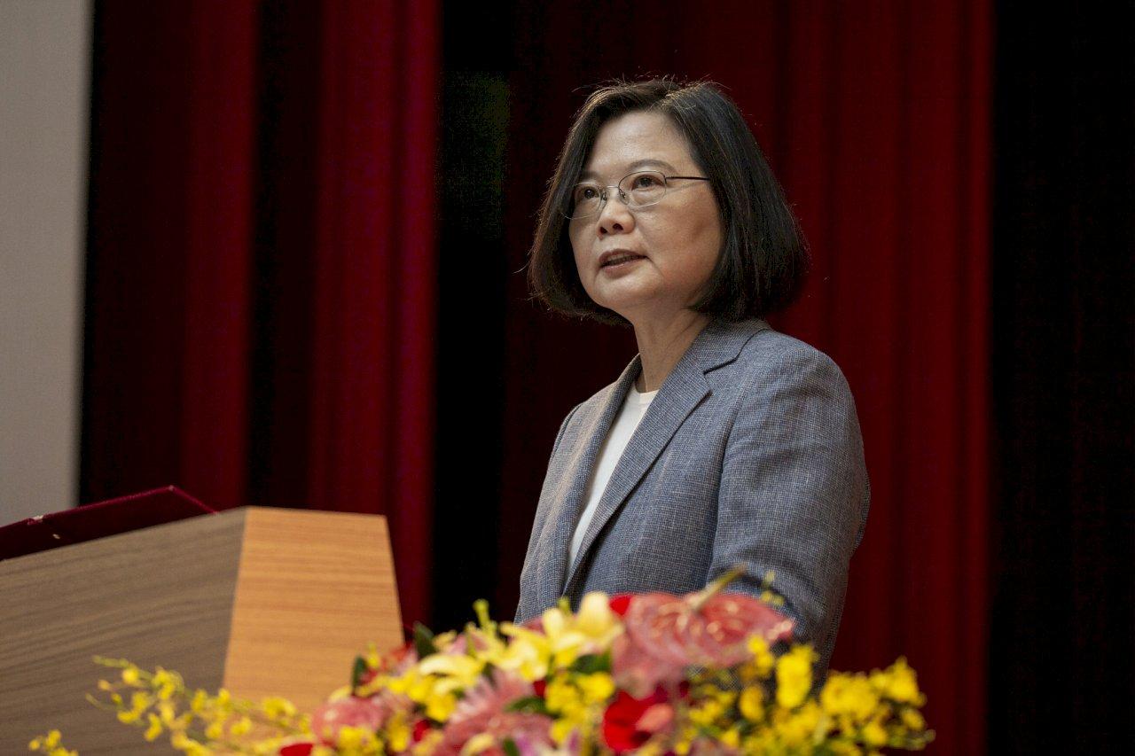 美議員提台灣獎學金法 總統:盼雙方有更多交流機會