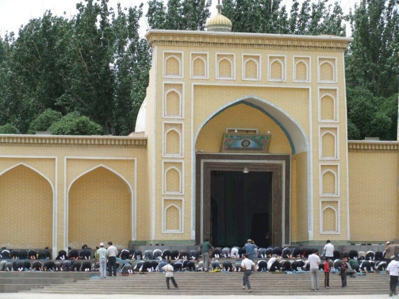 我在成都看守所遇到的第二個維吾爾新疆老鄉!