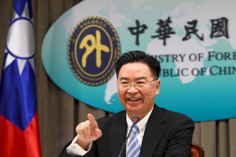 吳釗燮投書印尼媒體 籲支持台灣參與聯合國活動