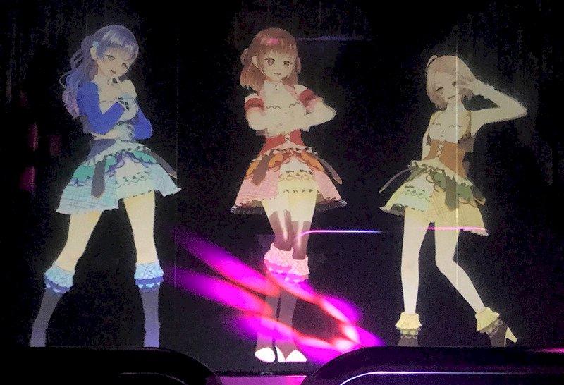 日本運用人工智慧 動漫迷可與3D虛擬女神互動