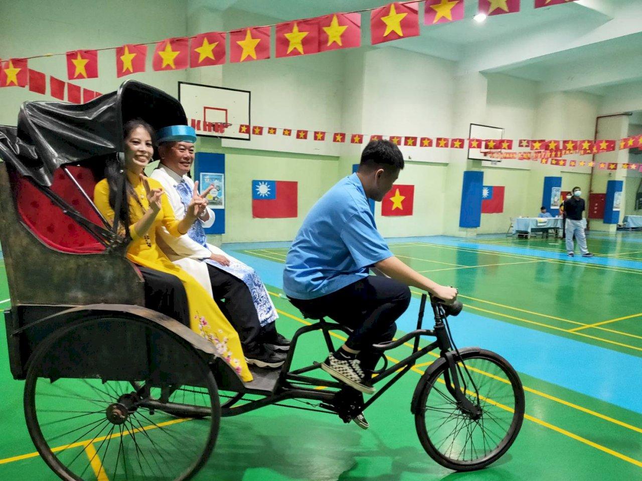 參與式預算結合新住民文化 高中生提案舉辦越南週