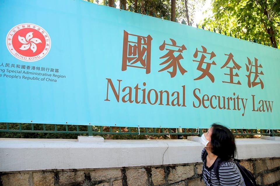 港區國安法引入中國人治打壓香港民主又瞄準外國勢力