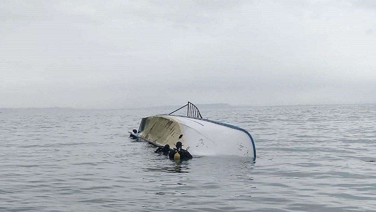 土耳其再傳移民船沈沒 60人生死未卜
