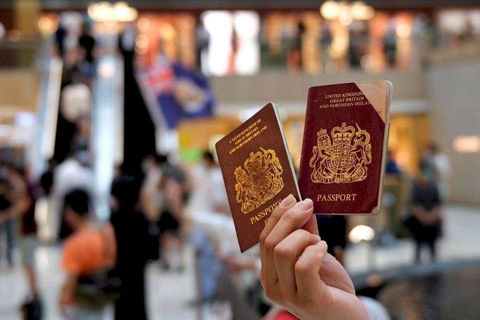 英國:香港無權下令他國不承認BNO