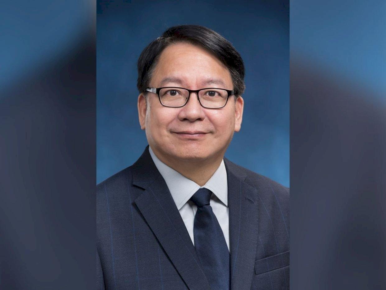 香港特首辦主任陳國基 出任港區國安委秘書長