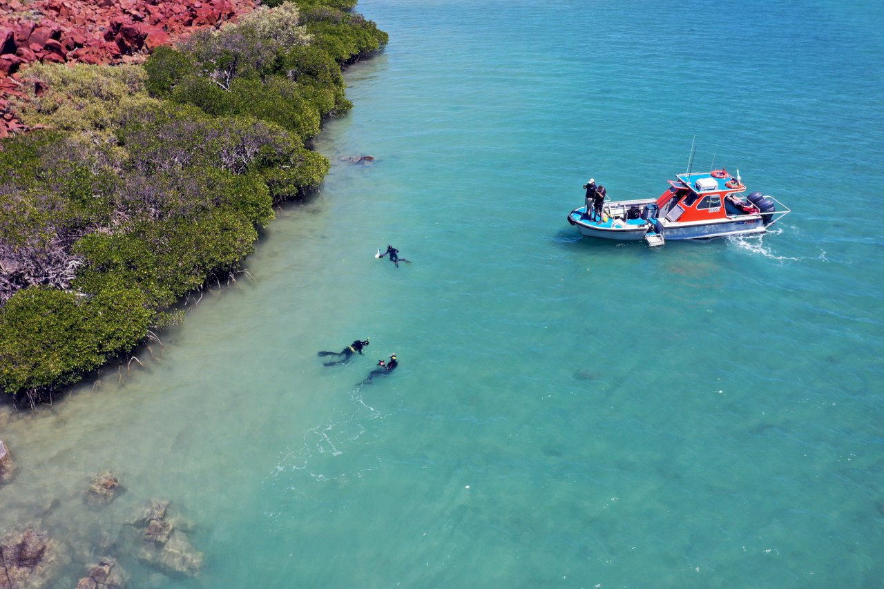 澳科學家發現海底考古遺址 據信逾7千年歷史