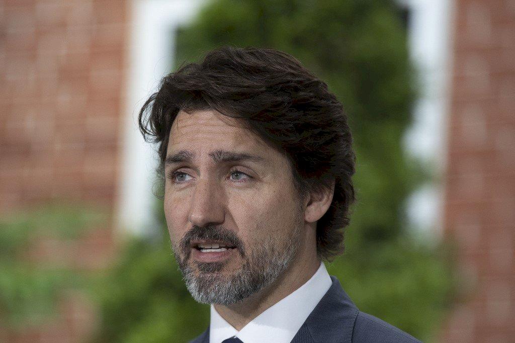 中國警告別庇護香港示威者 加拿大總理誓言捍衛人權