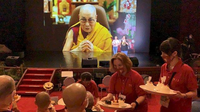 達賴喇嘛85歲生日願望:訪問台灣