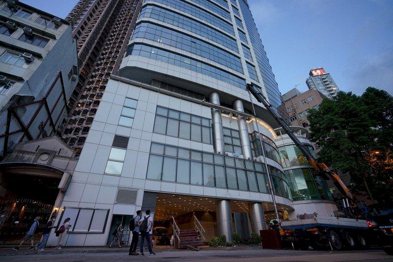 監督執行港區國安法 北京開設駐港國安公署