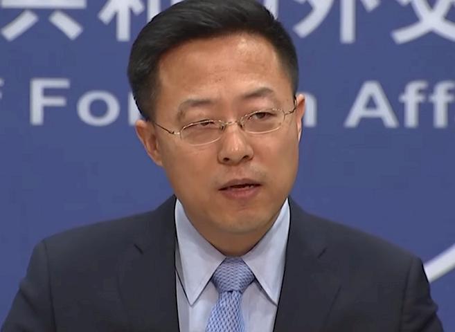 中國外交部:對安倍晉三推動中日關係積極評價