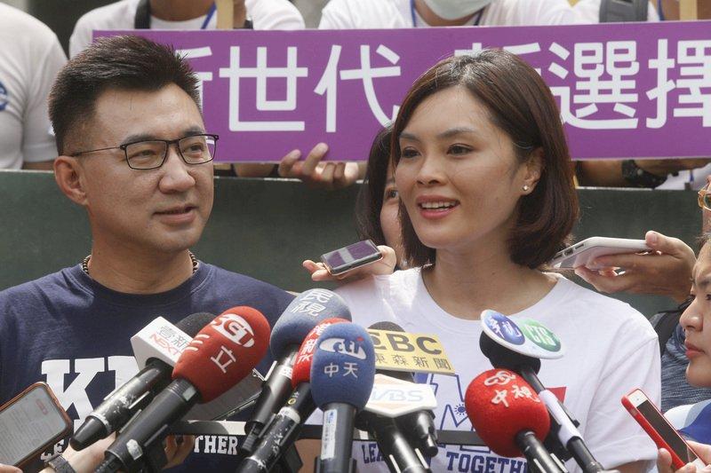 港區國安法爭議 李眉蓁:這裡是中華民國 應不會收到公文
