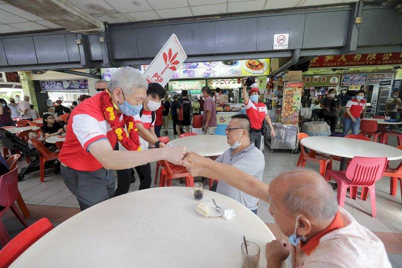 陳清木李顯揚效應加持 新加坡前進黨後勢仍看漲