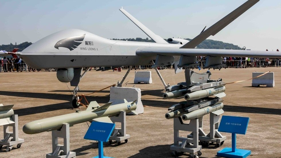 中國擴大供應中東軍火 影響力或將凌駕美國