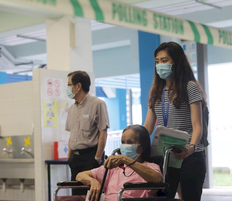 新加坡國會大選 攸關世代交替備受關注