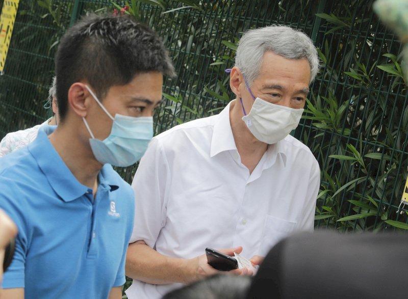 新加坡大選落幕 李顯龍:選民希望國會多元化