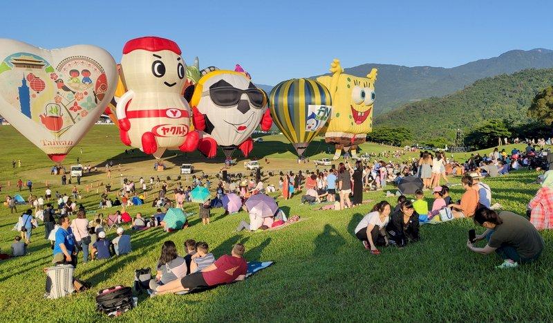 台東2020年國際熱氣球嘉年華