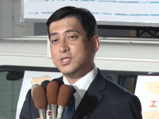 日本鹿兒島縣知事選舉 政治新人擊敗現任知事