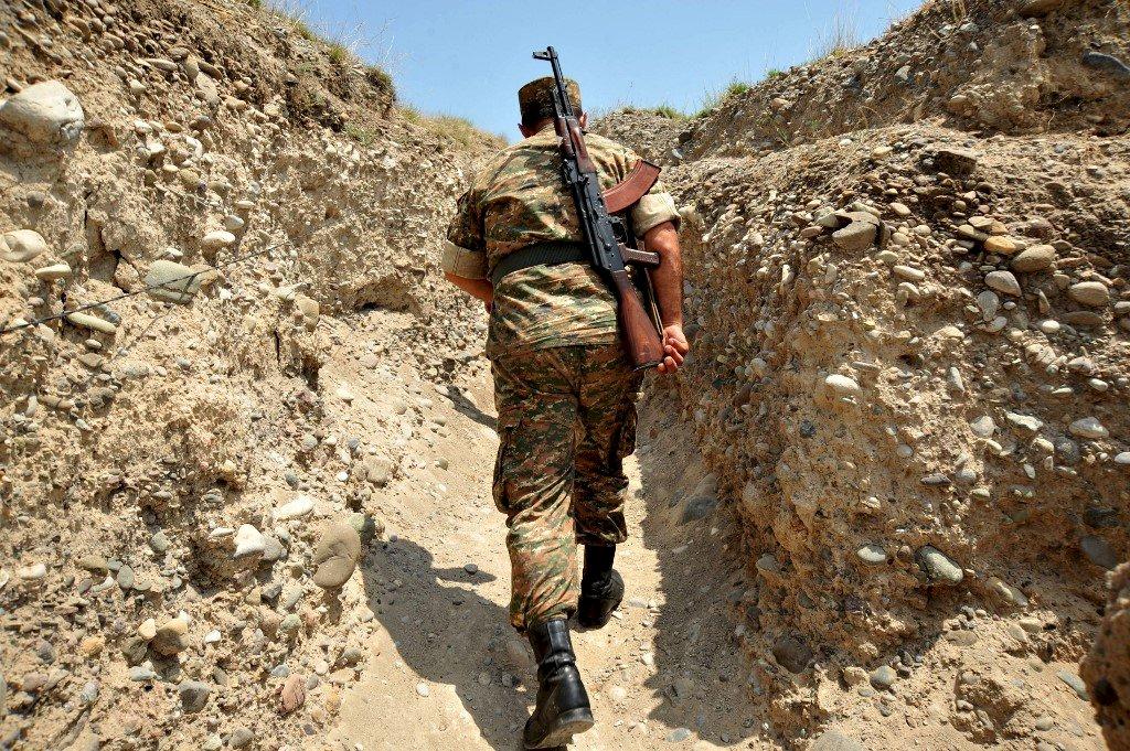 亞塞拜然亞美尼亞邊界衝突釀死傷 各方籲克制