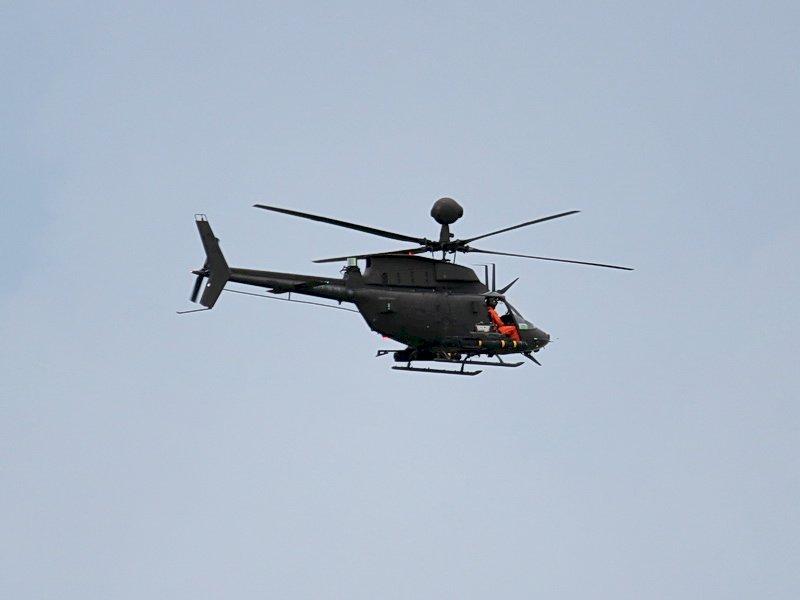 陸航OH-58D重落地飛官殉職 陸軍成立專案小組