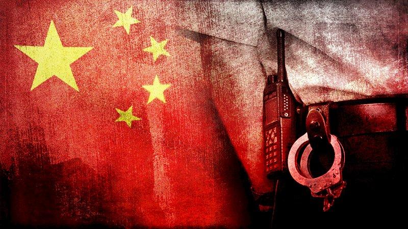 香港即將變成大型監獄