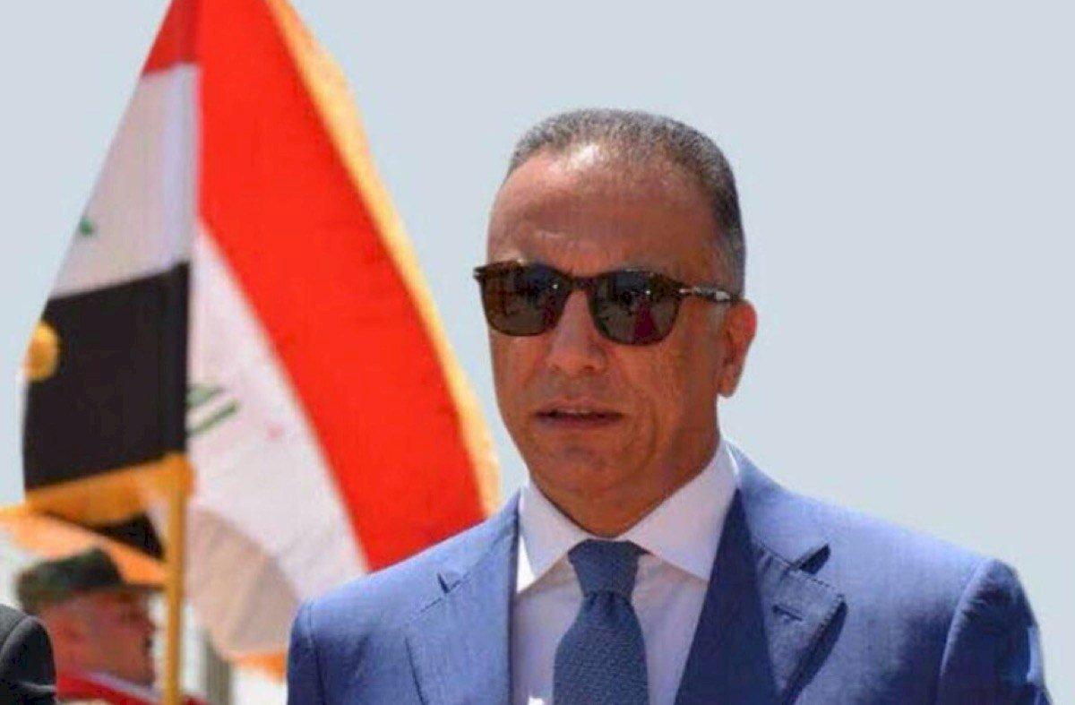 伊拉克總理抵達德黑蘭 展開上任來首度海外出訪