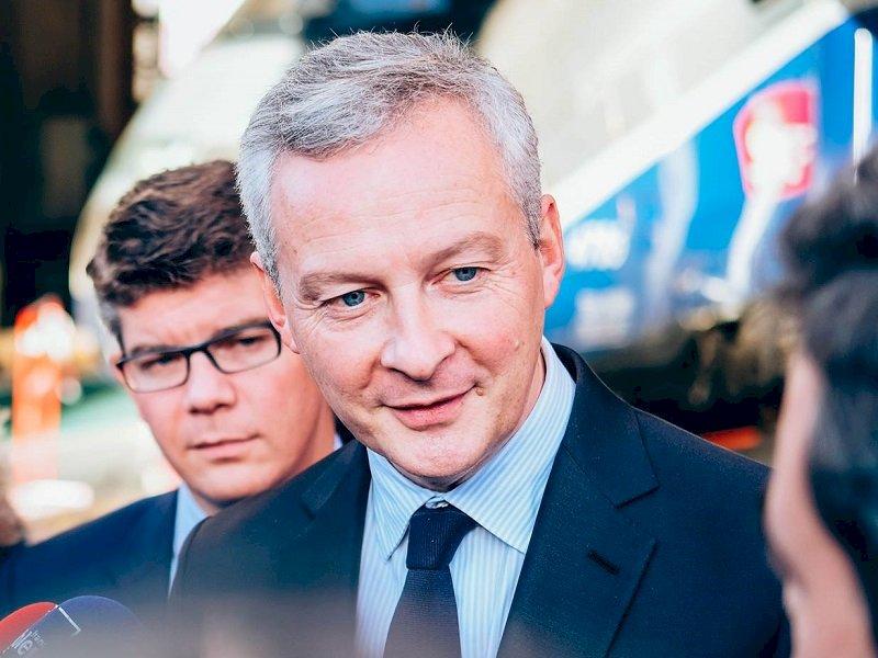 法國財長:不會禁止華為在法國投資