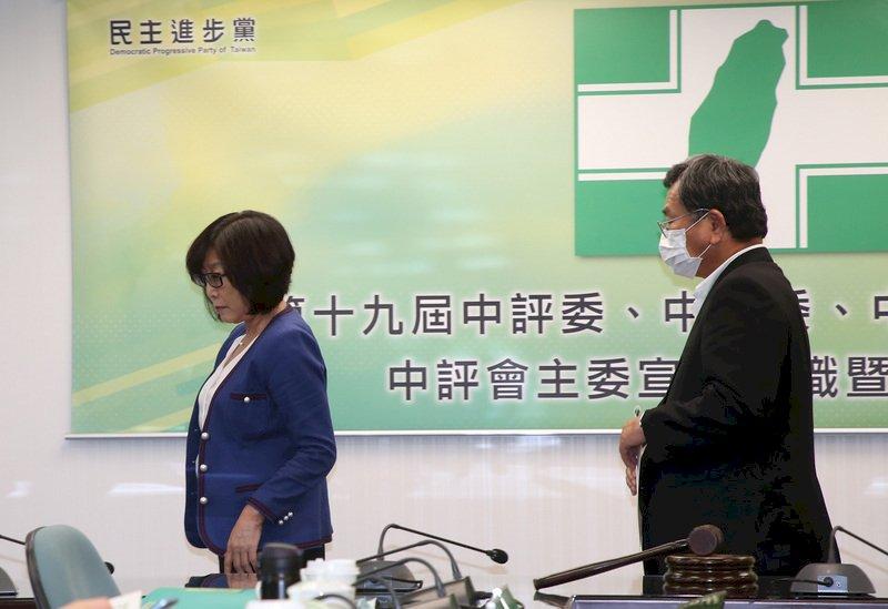 獲中評會主委寶座 康裕成:黨紀個案處理要超越黨派