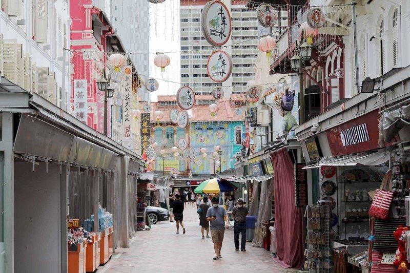 彭博社:香港與新加坡5/26啟動旅遊泡泡