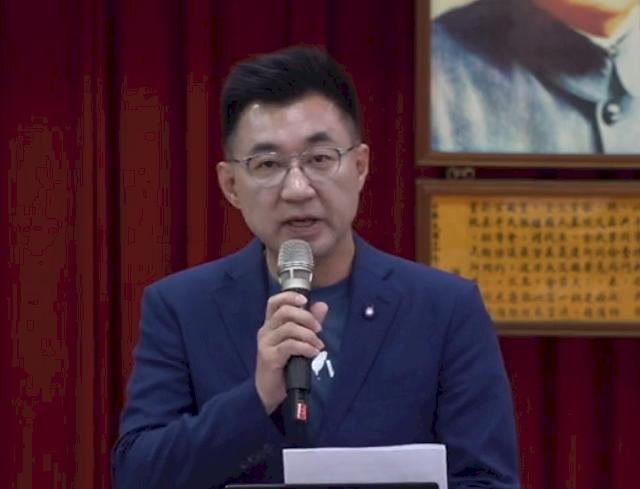國民法官法三讀 江啟臣批民進黨在睡覺中完成立法