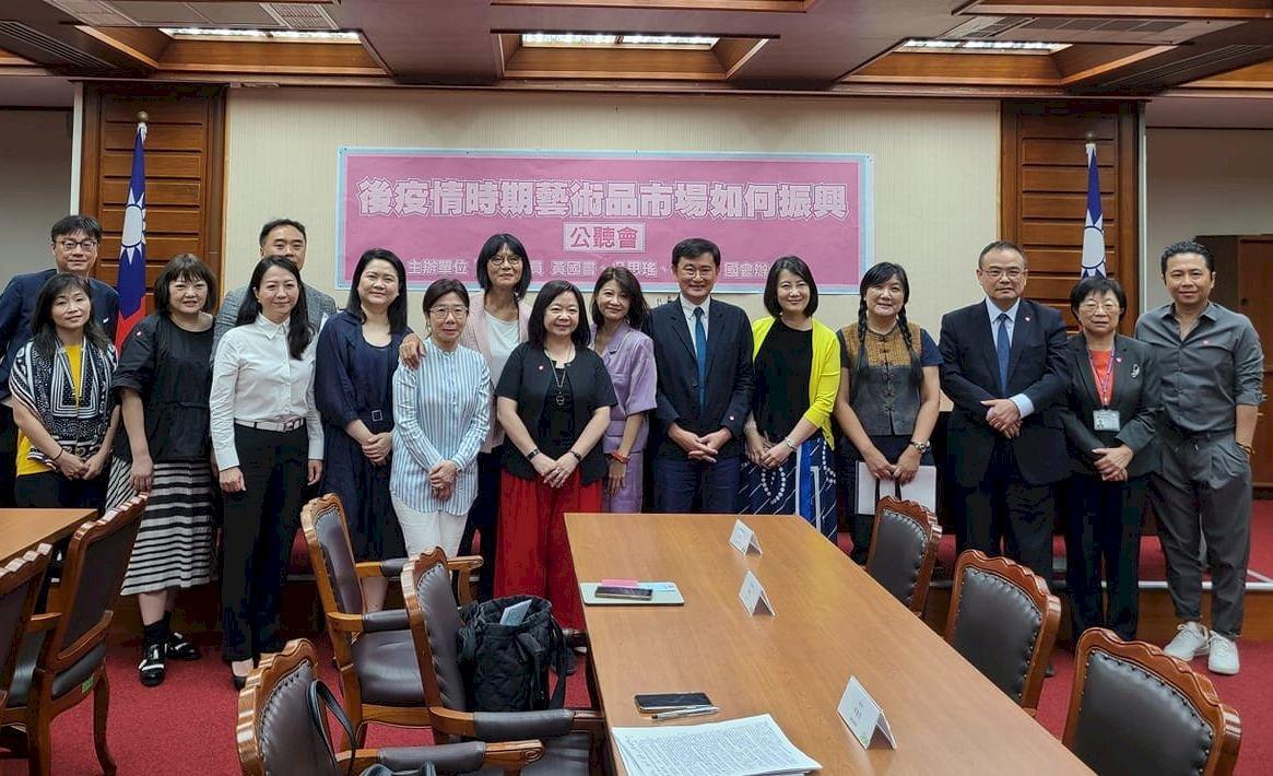 後香港時代 藝術界盼減稅重拾台灣亞太藝術品交易中心地位
