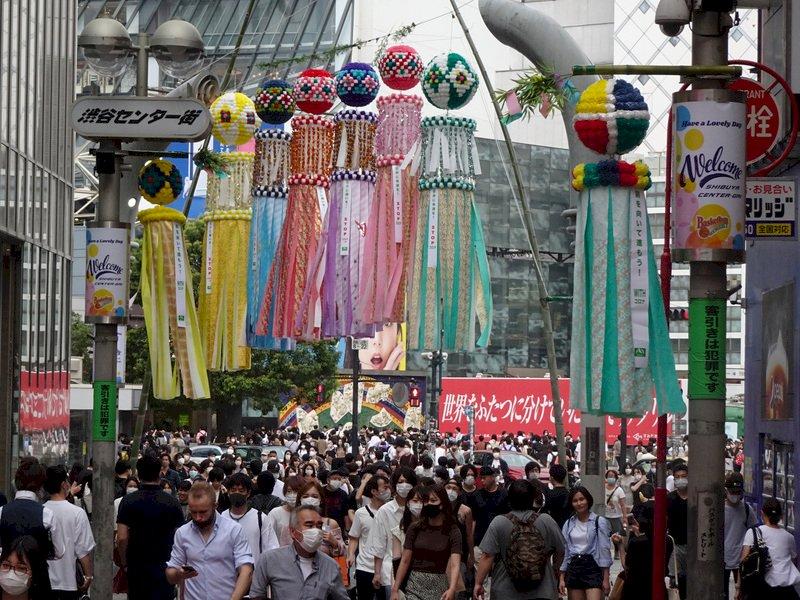 防疫分散風險 日本新年假期可能延長1週